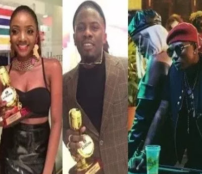 afrima 2017 winners
