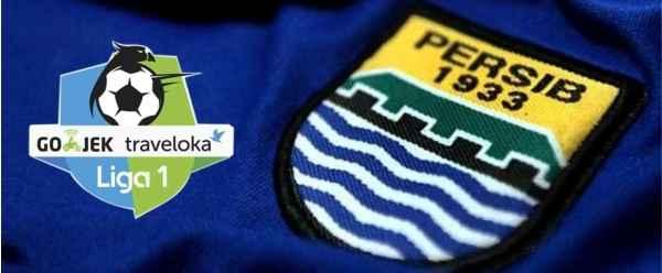 Posisi Klasemen Persib Bandung di Gojek Traveloka Liga 1 2017