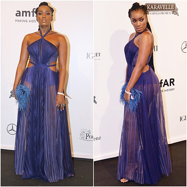looks de gala do baile da amfAR