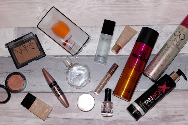2015 YEARLY BEAUTY, HAIR AND MAKEUP FAVOURITES