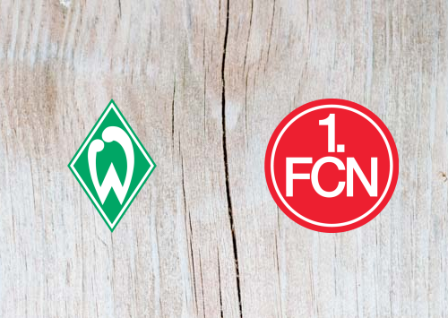 Werder Bremen vs Nuernberg - Highlights 16 September 2018