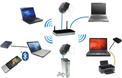 jaringan Wireless (Nirkabel / Tanpa Kabel)