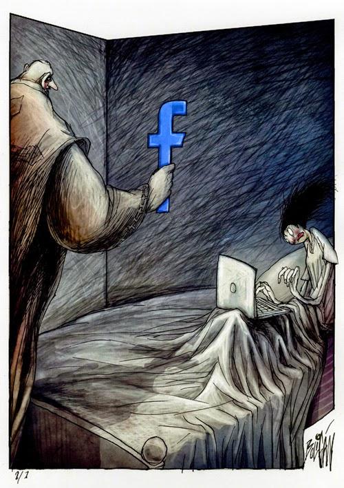 Angel Boligan - Sátira Surrealista | Facebook