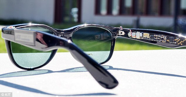 Sunglasses made from Organic Solar Cells can Charge your Phone