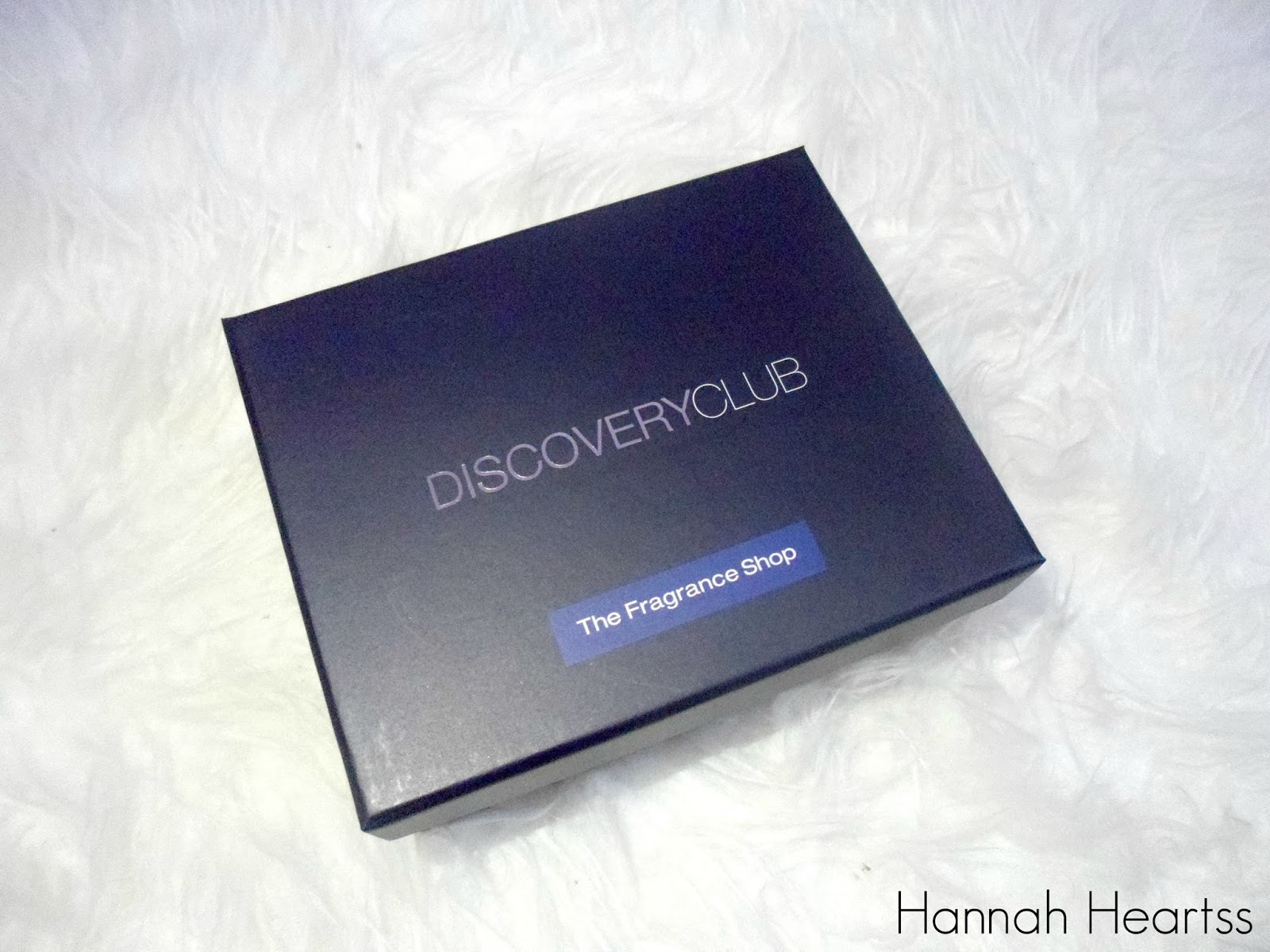 The Fragrance Shop Discovery Box 5th Edition