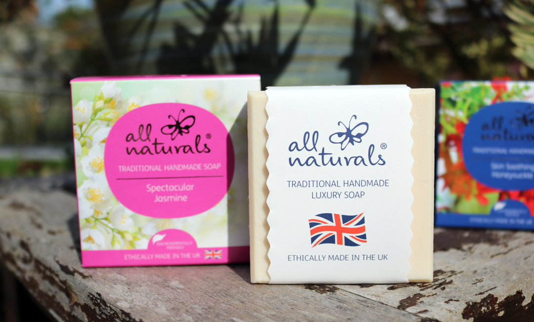 All Naturals Traditional Handmade Soaps review