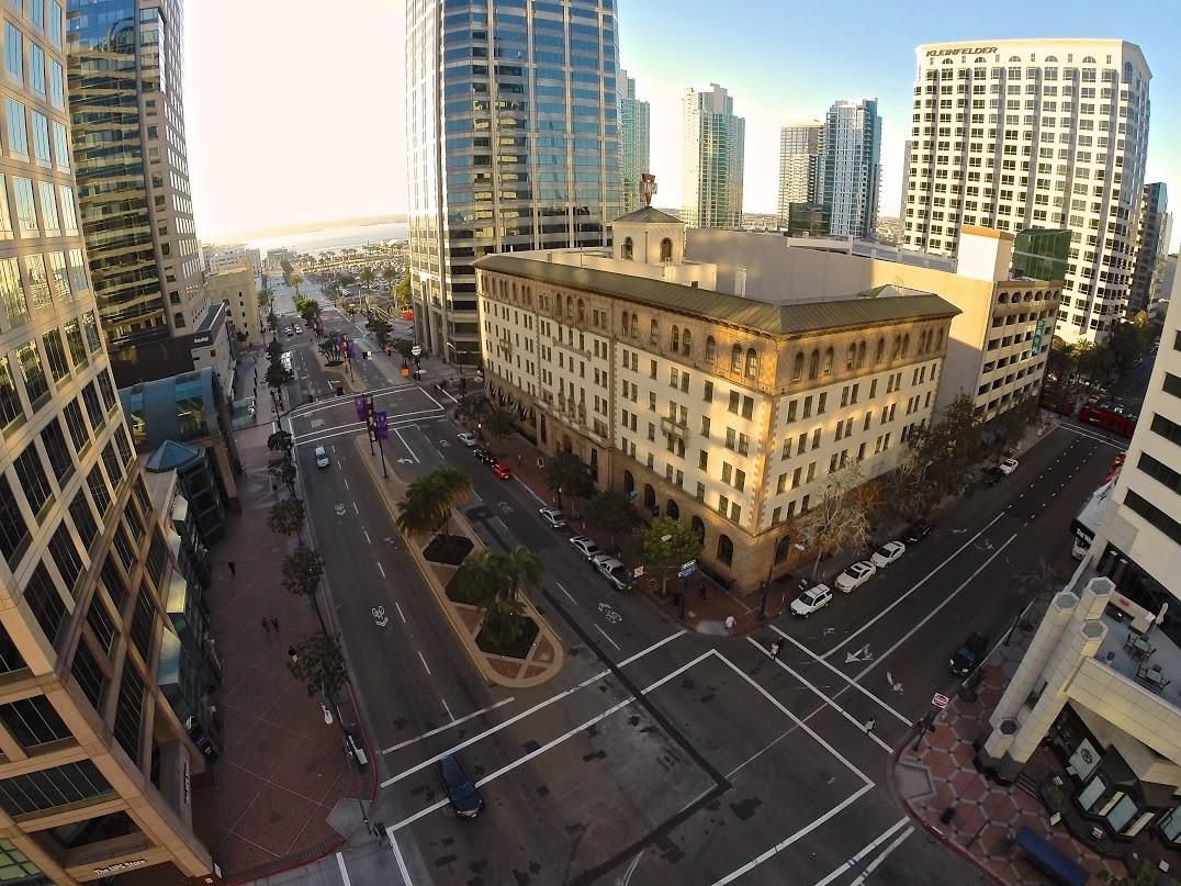 Restaurants Downtown San Diego Open Late