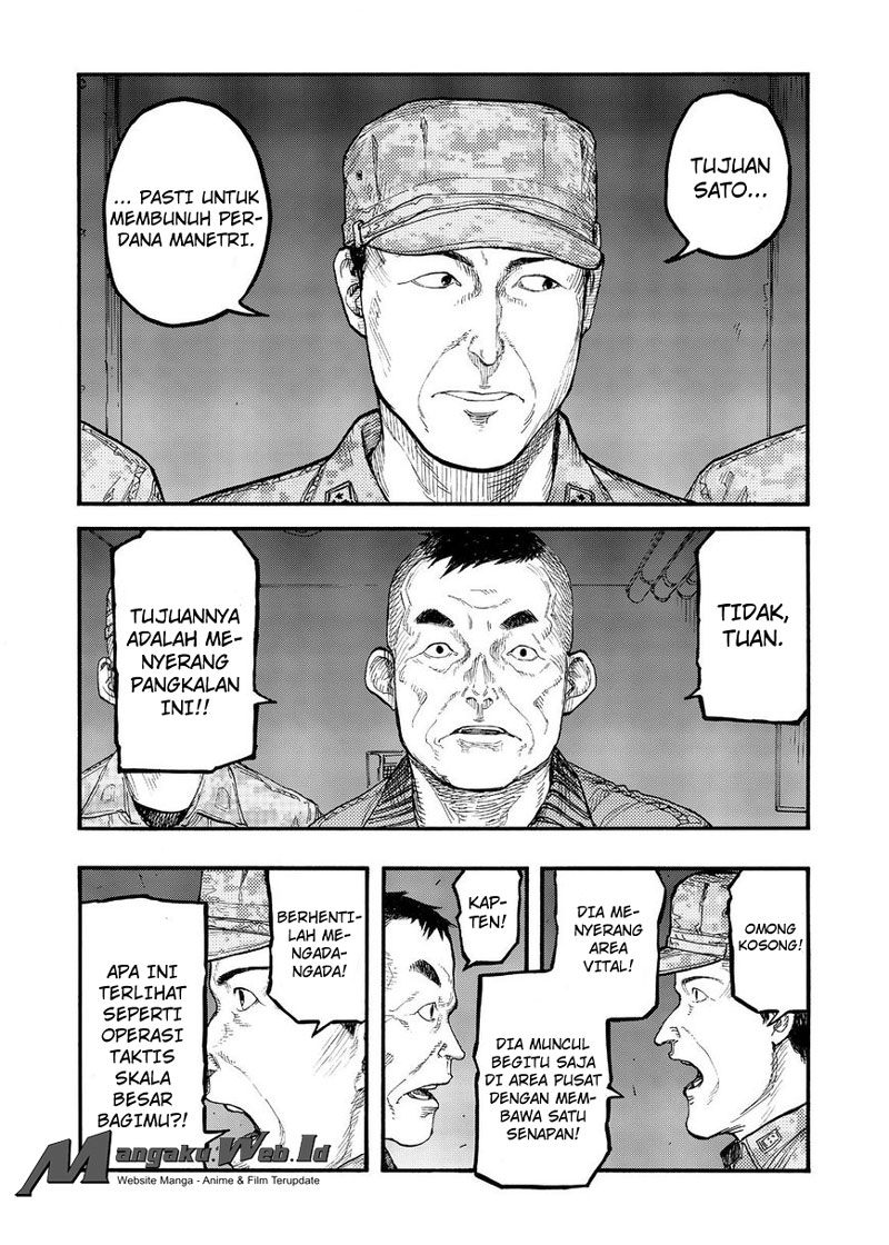 Ajin Chapter 52-6