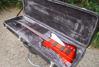 rex and the bass epiphone thunderbird bass hard case review. Black Bedroom Furniture Sets. Home Design Ideas