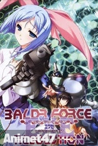 Baldr Force Exe Resolution - Chiến Tranh Thế Giới Ảo 2007 Poster