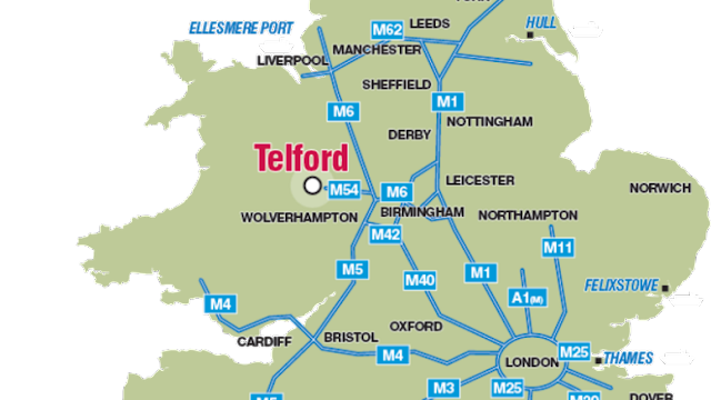 Telford Skandal