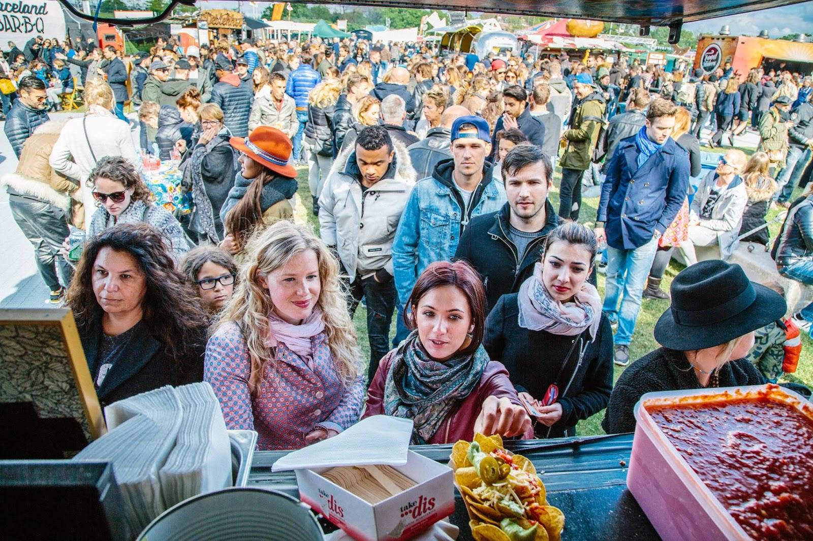 Rollende Keukens Amsterdam : When in amsterdam amsterdam food festival on wheels
