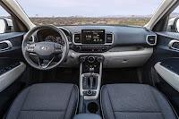 Hyundai Venue (2020) Dashboard