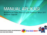 [PDF] Manual Aplikasi Pendaftaran Calon Peserta UN 2017