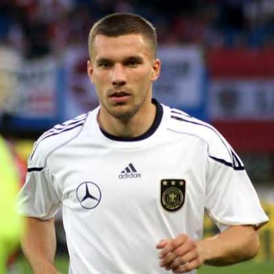 जर्मनी के मशहर फुटबाल खिलाडी लुकास पोडोलस्की ने अंतरराष्ट्रीय फुटबाल से संन्यास लिया