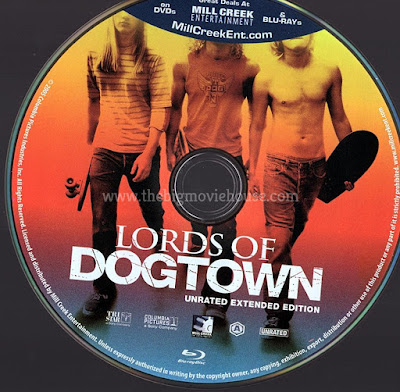lords of dogtown blu-ray disc