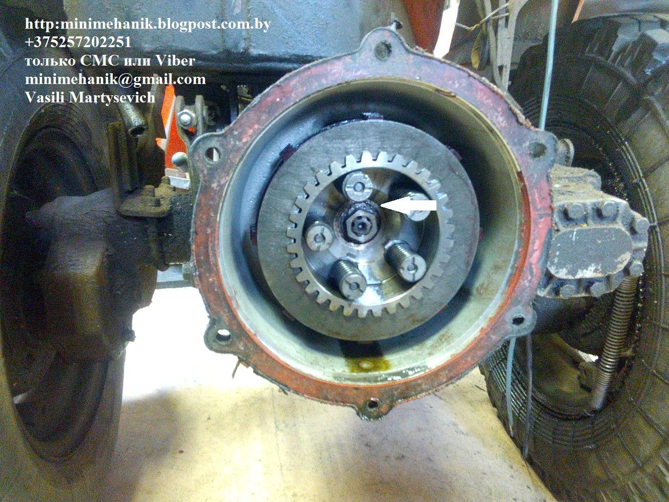 Мини-трактор МТЗ 132Н, 112, 082, мотоблок МТЗ 09Н - замена.