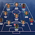 Once Ideal #Ligue1 - Mitad de temporada