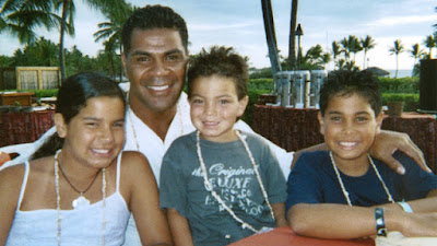Junior Seau and his family 30 for 30 ESPN 2018
