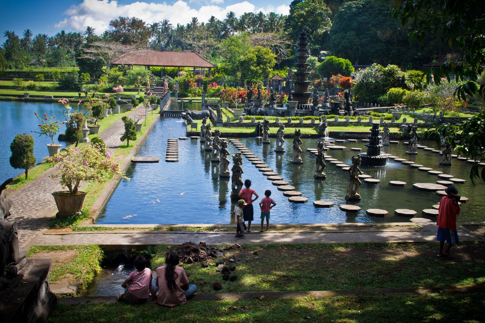 Tirta Gangga - Bali Water Palace