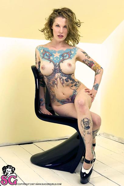 Xxx suicide tattooed and pierced punk sex 3