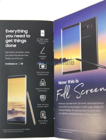 full specifications sexiest phone galaxy s8 series