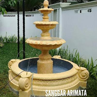 gambar harga air mancur minimalis