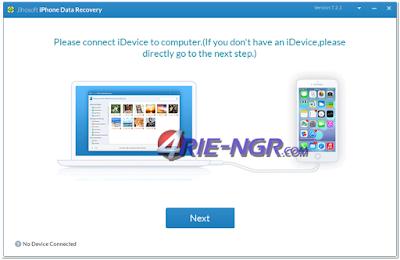Jihosoft iPhone Data Recovery 7.2.7 Full Version