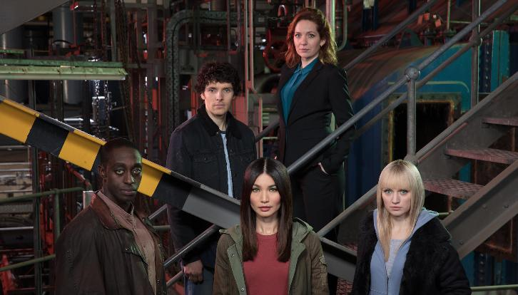 Humans - Season 3 - Promos, First Look Photos + Synopsis *Updated 11th May 2018*