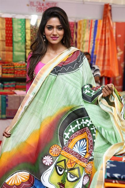 Shalu Chourasiya Hot Navel Show Picture