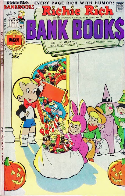 Richie Rich Bank Books #20