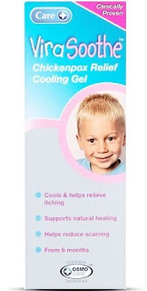 Virasoothe Chickenpox Relief Cooling Gel 50g