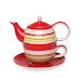 Ceainice  din portelan cu -30% reducere de Black Friday