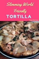 Slimming world tortilla recipe