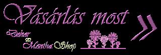 Dekor&Mentha Shop vásárlás