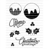 Clearly Besotted LITTLE PUDDING clear stamps