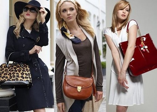 Handbags as a fashion accessory