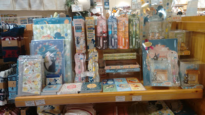 Objetos de papeleria Ghibli