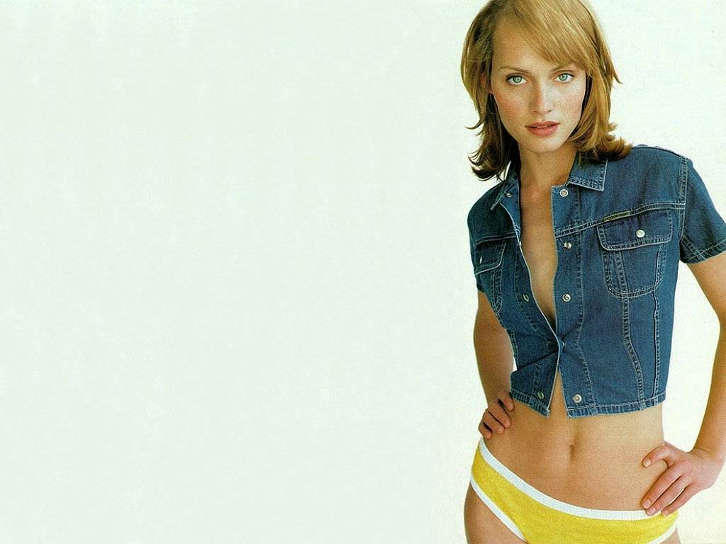 All About Hollywood News: Amber Valletta Hot Photos