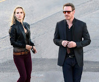 Song to Song Michael Fassbender and Natalie Portman set photo (38)