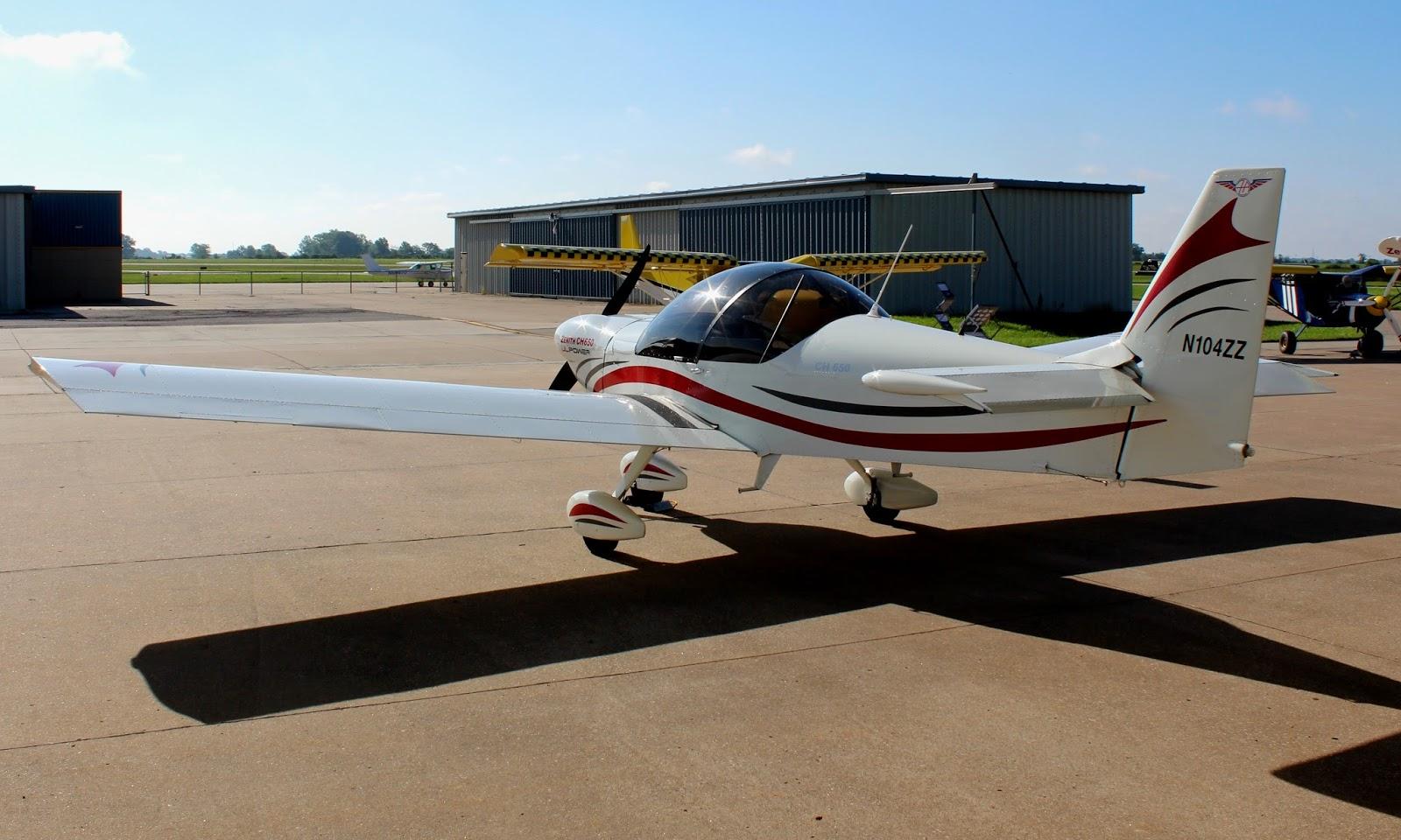 The Aero Experience: Zenith Aircraft Company Demonstrates
