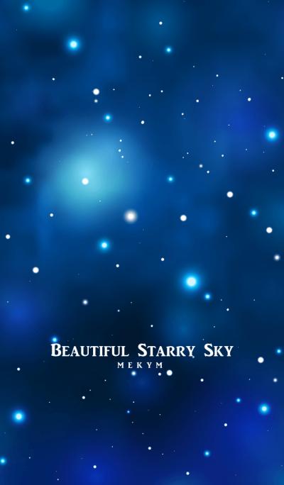 - Beautiful Starry Sky -