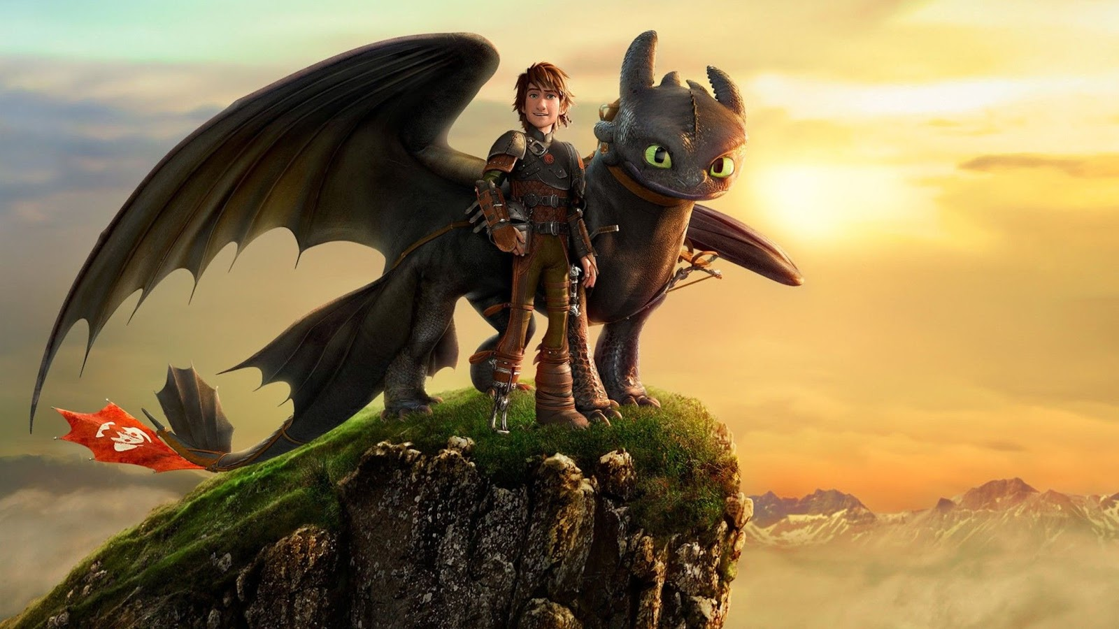 How To Train Your Dragon 2 HD Wallpapers And Background Images