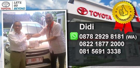Rekomendasi Sales Toyota Kuningan Jawa Barat