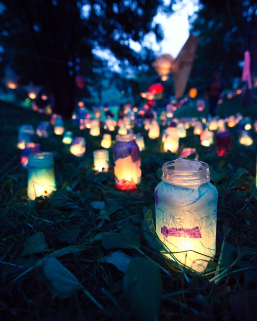 UNA CITA: Lantern Festival, New Foundland, Canada 1
