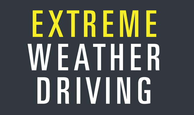 How to React to Extreme Weather When Driving