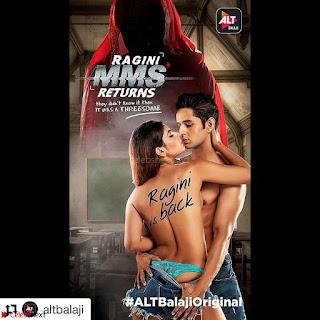 Karishma Sharma in Movie Ragini MMS 3