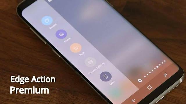 تطبيق Edge Action Premium مجانا حمله الان
