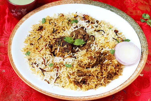 Simple Mutton biryani recipe - Foodies
