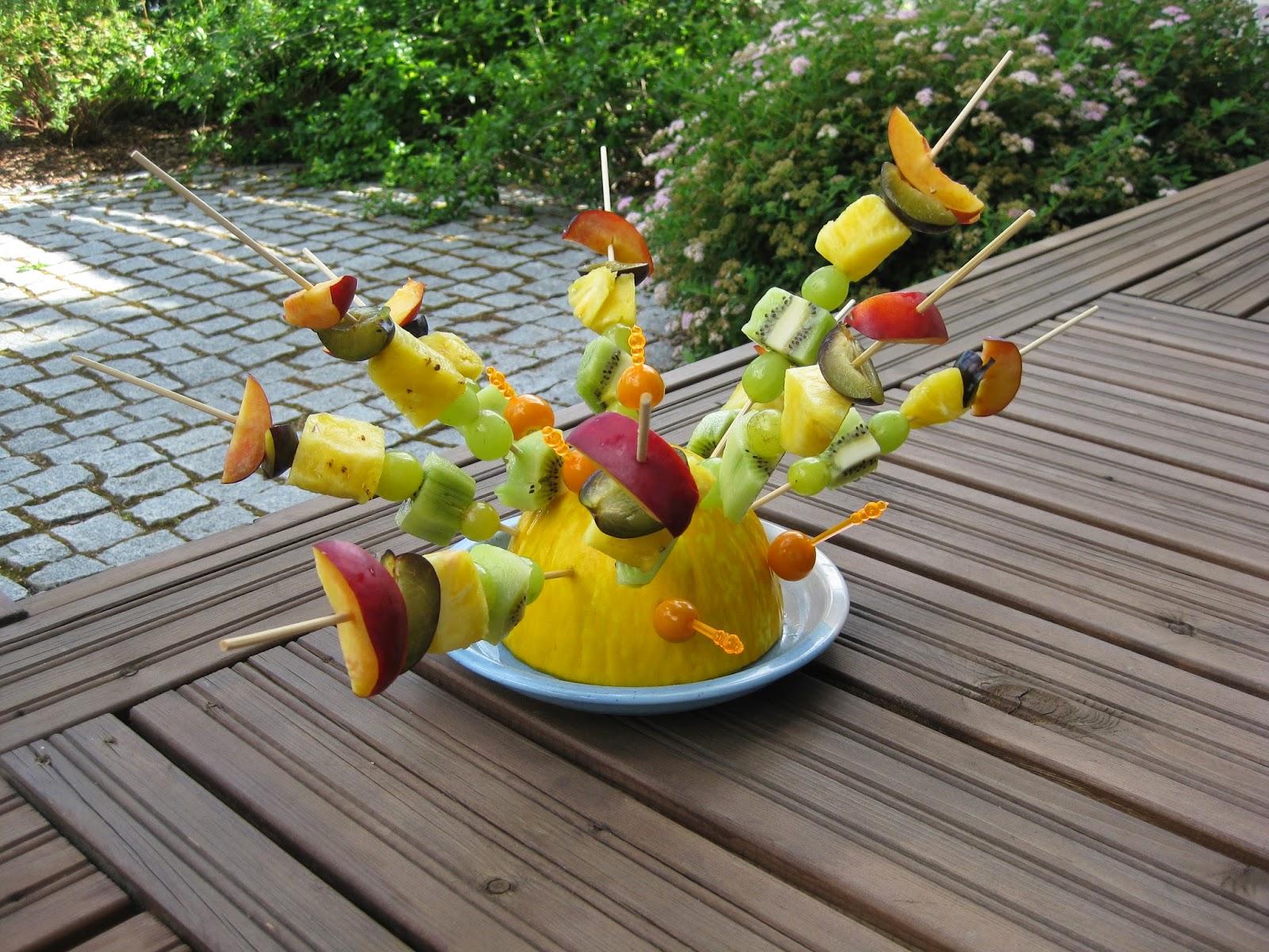 Hunajamelonin Kuoriminen